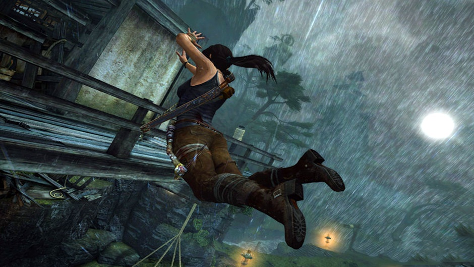 Tomb Raider Screenshot 04