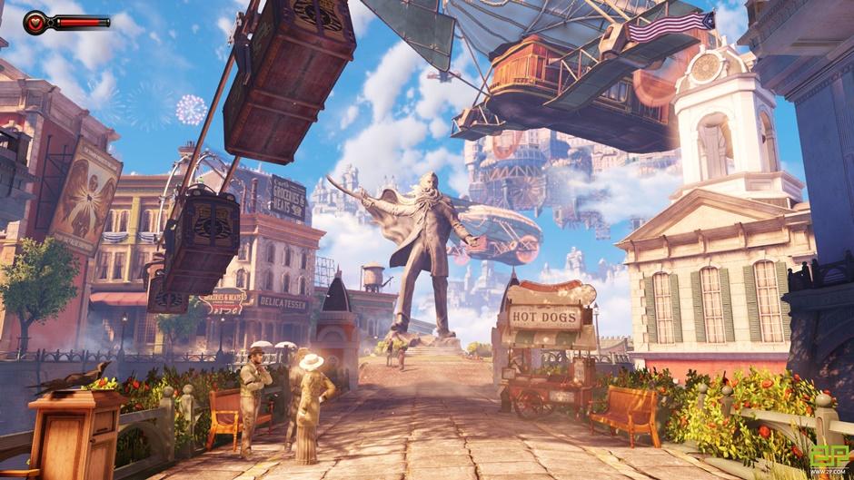 BioShock Infinite Screenshot 01