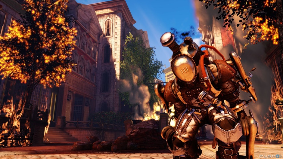 BioShock Infinite Screenshot 03