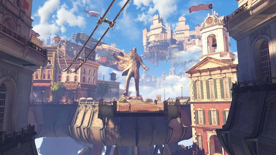 BioShock Infinite Screenshot 05