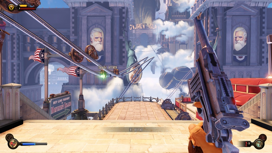 BioShock Infinite Screenshot 09
