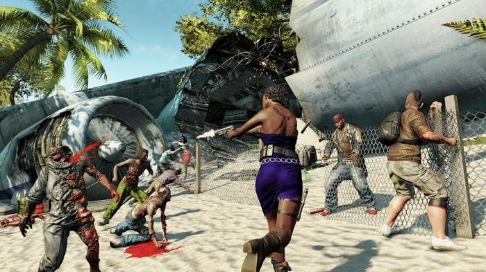 Dead Island Riptide Screenshot 01