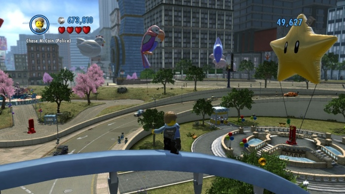 Lego City Undercover Screenshot 02