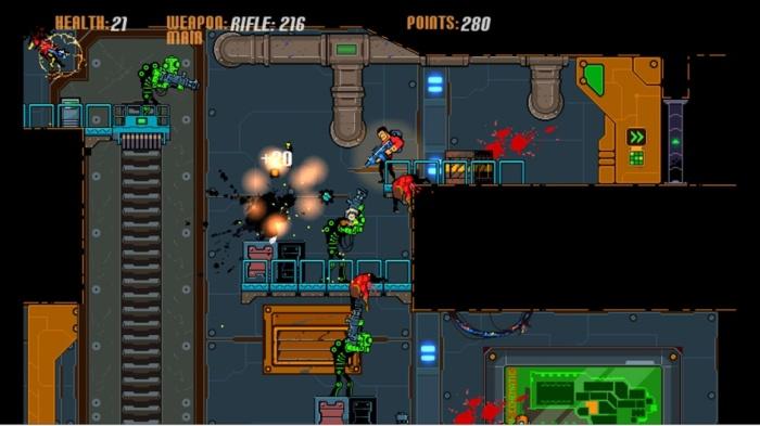 Bad Bots Screenshot 01