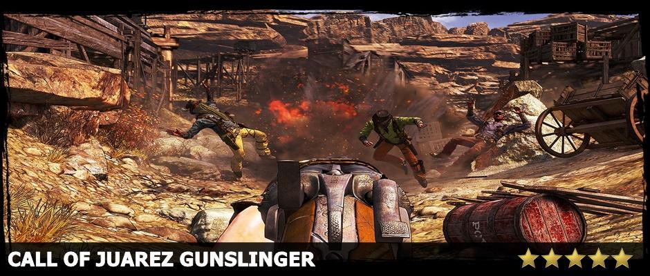 Call of Juarez Gunslinger Review
