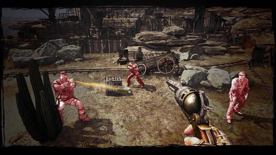 Call of Juarez Gunslinger Screenshot 01