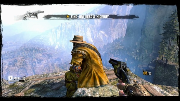 Call of Juarez Gunslinger Screenshot 02