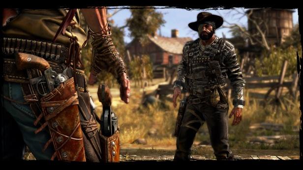 Call of Juarez Gunslinger Screenshot 03
