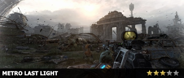 Metro Last Light Review