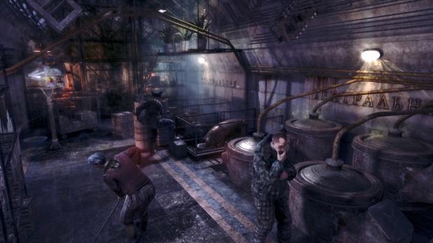 Metro Last Light Screenshot 01