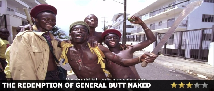 Redemption of General Butt Naked Review