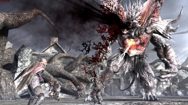 Soul Sacrifice Screenshot 01