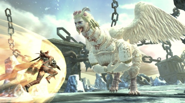 Soul Sacrifice Screenshot 02