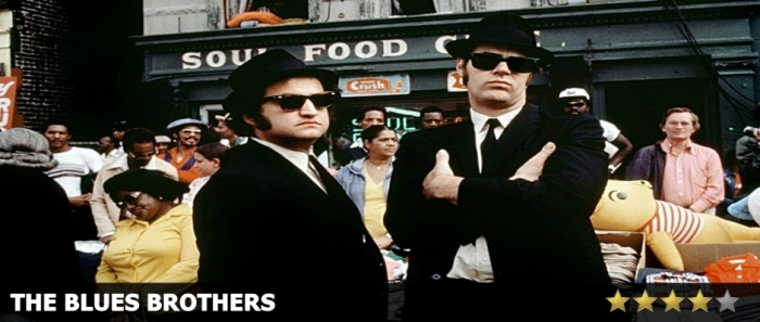 The Blues Brothers Review