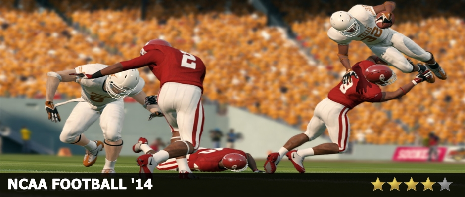 NCAA Football '14 Review