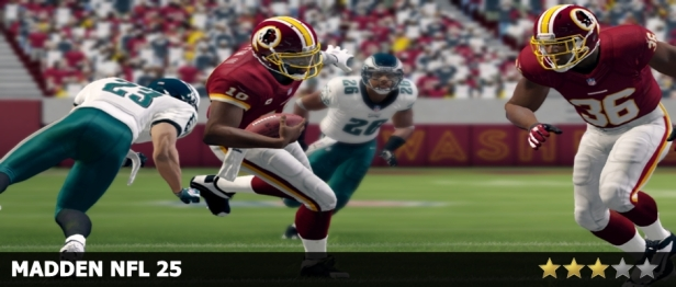 Madden NFL 25 Review