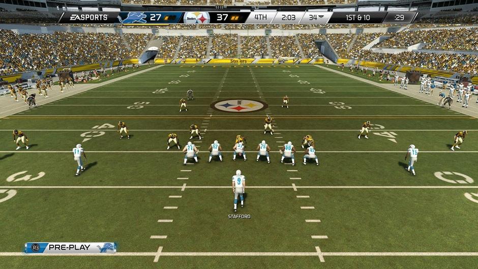 Madden NFL 25 Screenshot 01