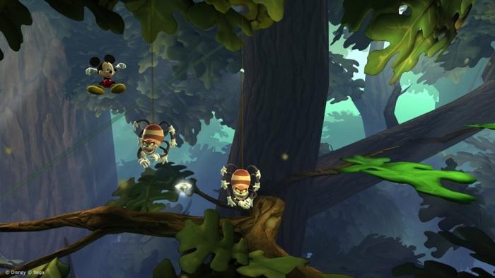 Castle of Illusion Screenshot 01