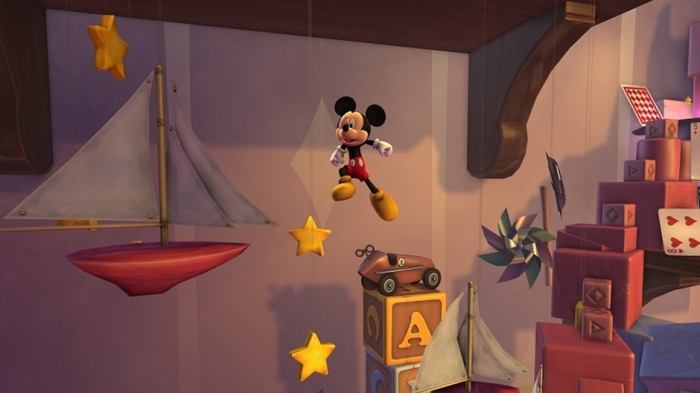 Castle of Illusion Screenshot 02