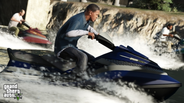 Grand Theft Auto V Screenshot 01