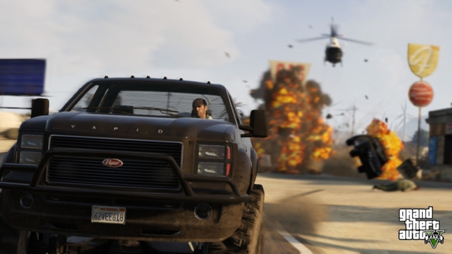 Grand Theft Auto V Screenshot 02