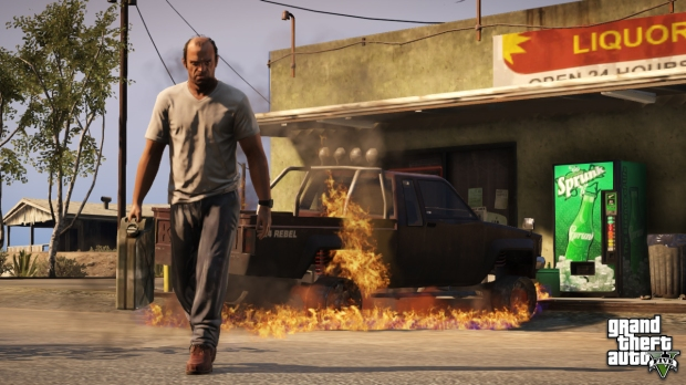 Grand Theft Auto V Screenshot 03