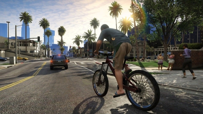 Grand Theft Auto V Screenshot 04