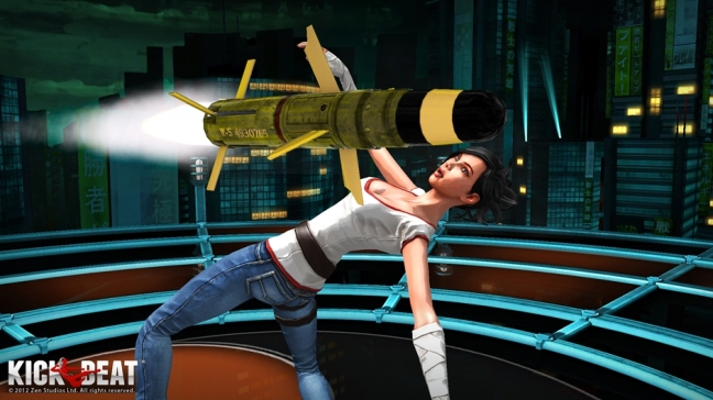Kick Beat Screenshot 02