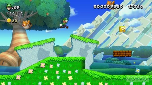 New Super Luigi U Screenshot 01