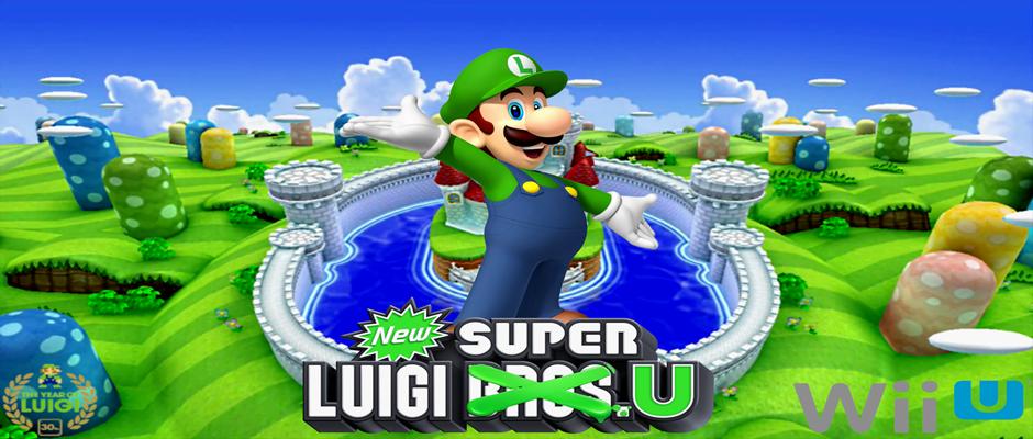 New Super Luigi U