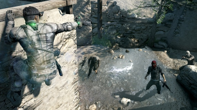 Splinter Cell Blacklist Screenshot 01