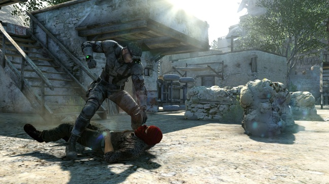 Splinter Cell Blacklist Screenshot 02