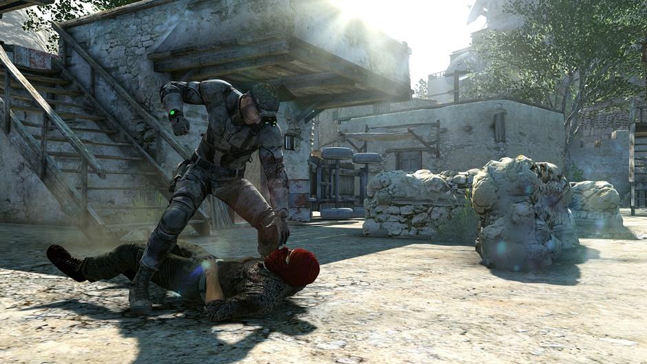 Splinter Cell Blacklist Screenshot 04