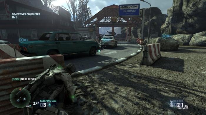 Splinter Cell Blacklist Screenshot 05