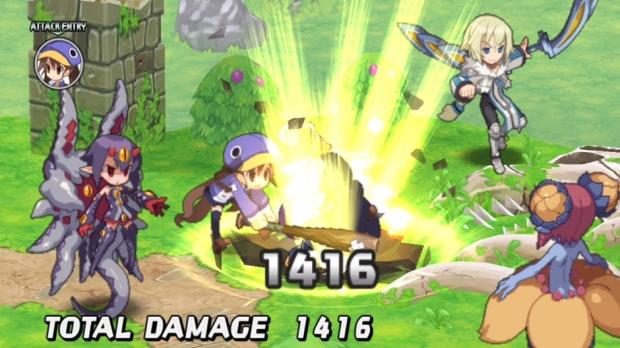 Disgaea D2 Screenshot 02
