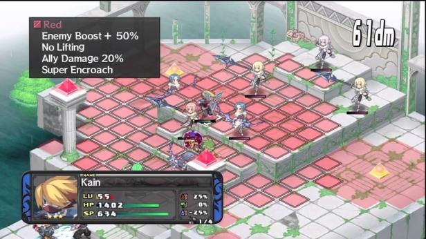Disgaea D2 Screenshot 04