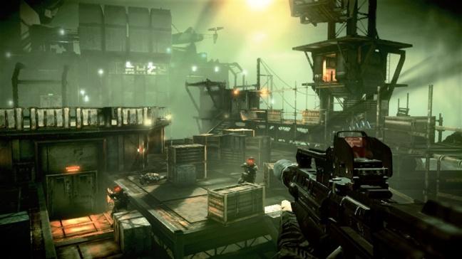 Killzone Mercenary Screenshot 01