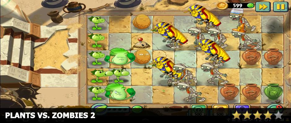 Plants vs. Zombies 2 Review