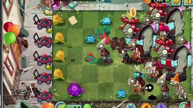 Plants vs. Zombies 2 Screenshot 03
