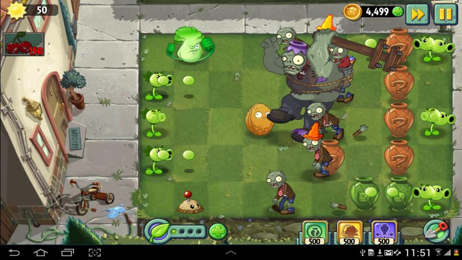 Plants vs. Zombies 2 Screenshot 05