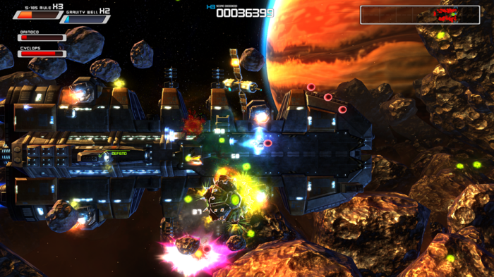 Syder Arcade Screenshot 01