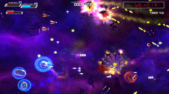 Syder Arcade Screenshot 02