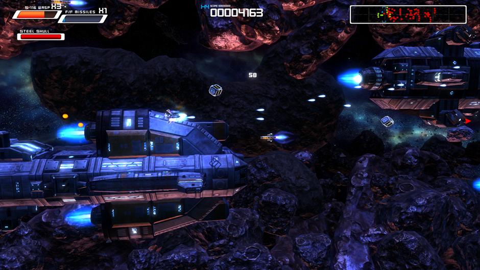 Syder Arcade Screenshot 03