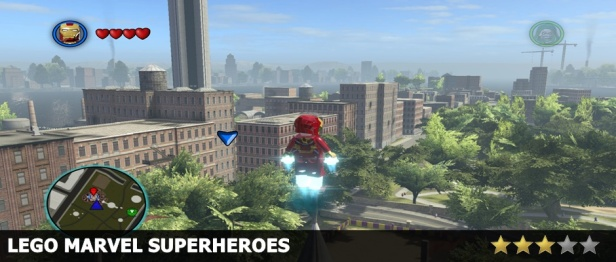 LEGO Marvel Superheroes Review