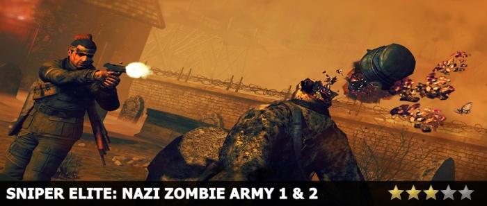Nazi Zombie Army Review