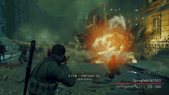 Nazi Zombie Army Screenshot 01
