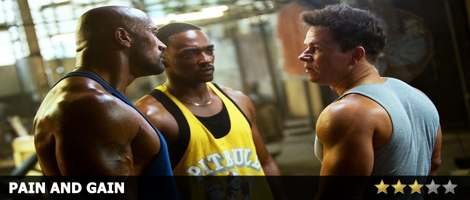 Pain and Gain review