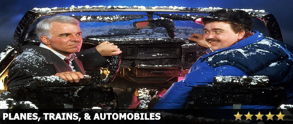Planes, Trains and Automobiles Review