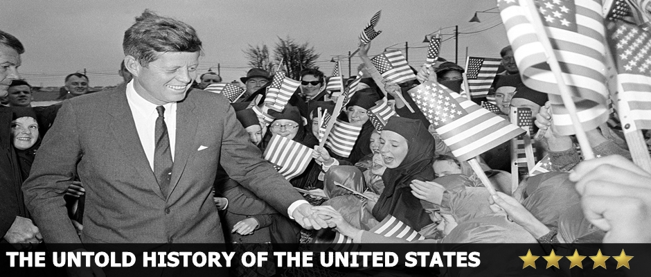 Untold History of the US Review