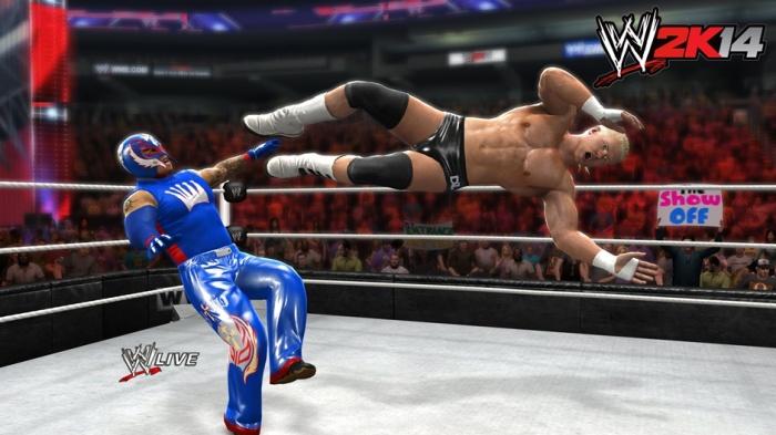 WWE 2K14 Screenshot 01